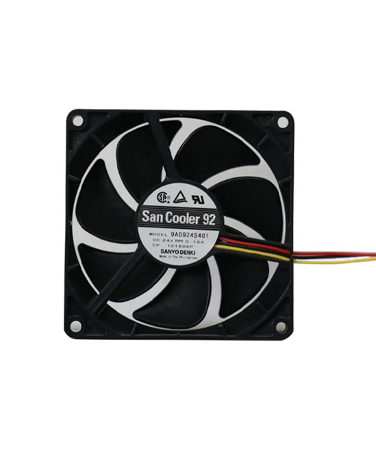NMB AC FAN MOTOR MODEL 5915PC - 15038PB
